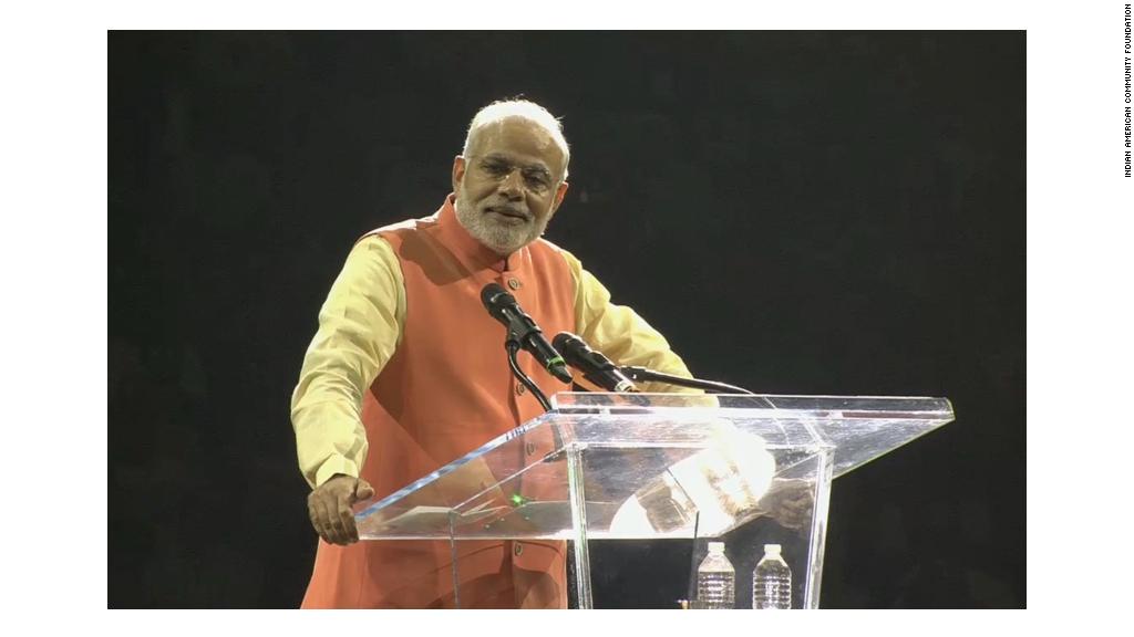 Modi in U.S. to promote 'Make in India'