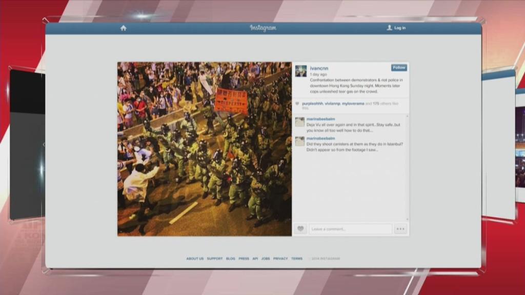 Instagram blocked in China