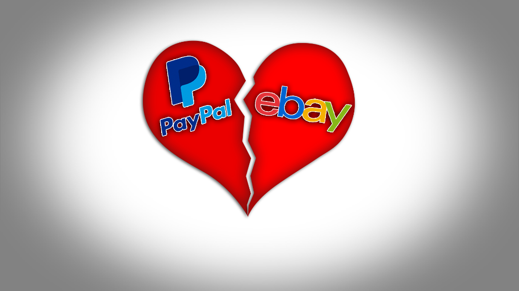 EBay breaks up with PayPal