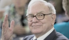 Warren Buffett: 'The more stocks go down, the more I like to buy'