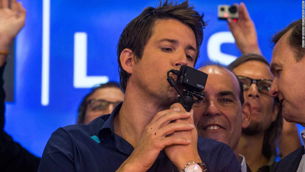 GoPro IPO most searched stocks September