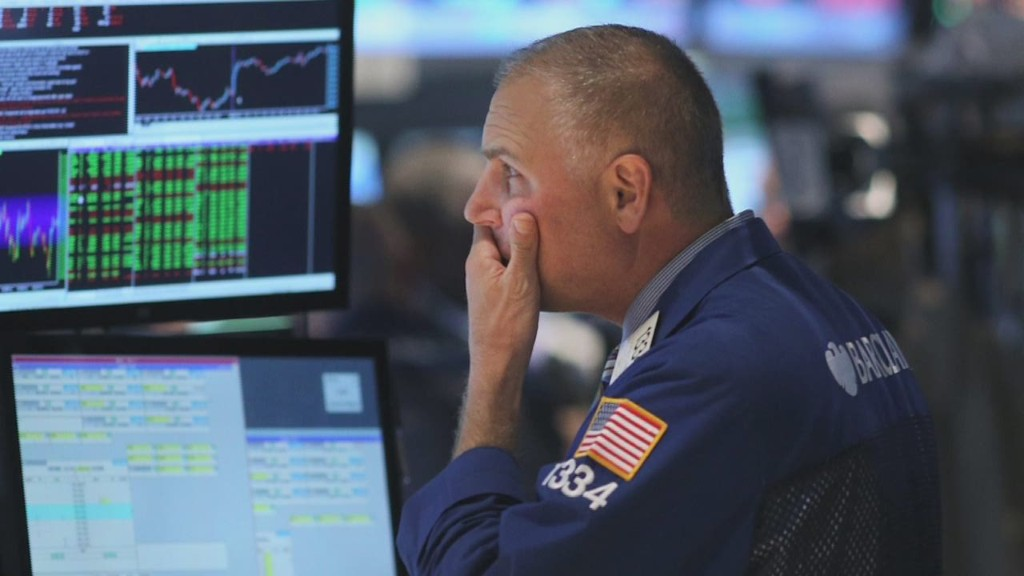 How to tell when investors are scared