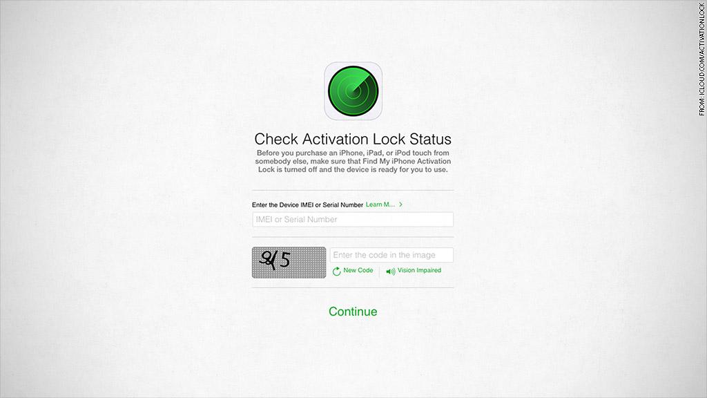 apple icloud activationlock