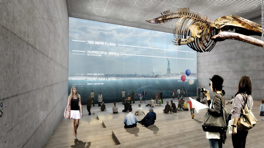new york reverse aquarium