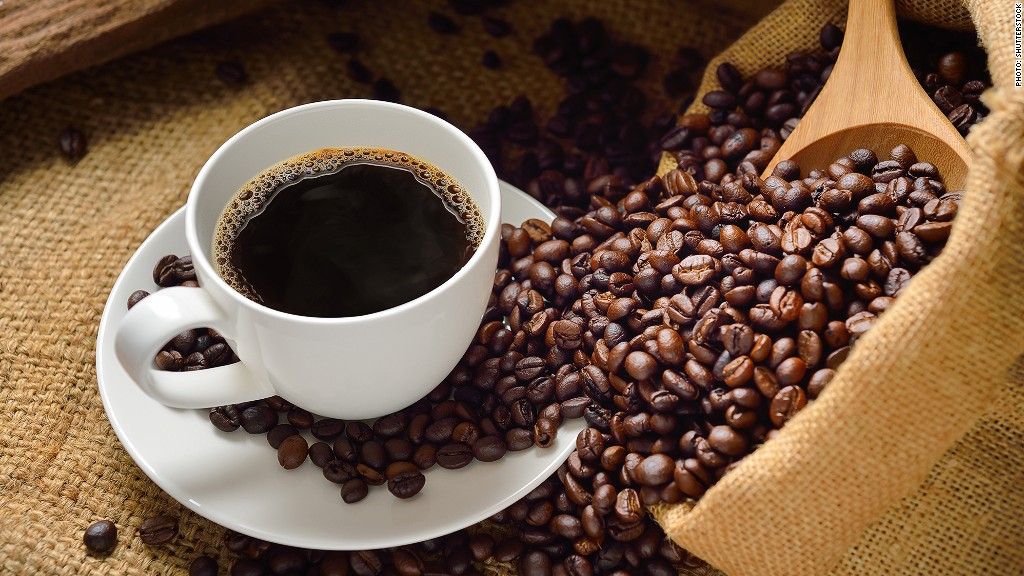 coffee hot ETFs funds