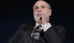 Ben Bernanke's new book talks of 'moral courage'