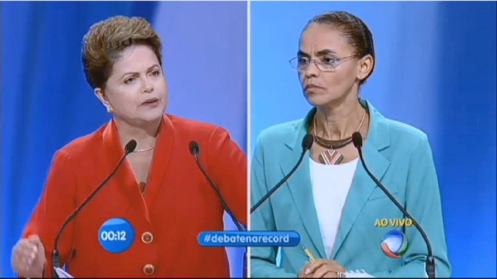 Brazil votes for president in economic slump
