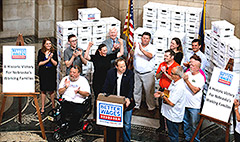 Voters to decide on raising minimum wage