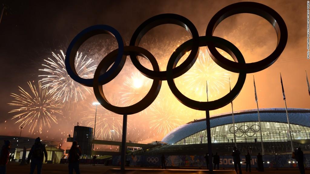 olympics sochi russia