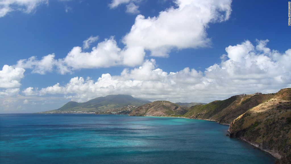 winter vacation destinations saint kitts