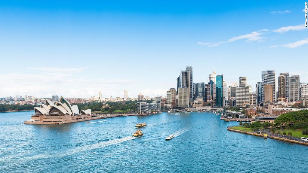 winter vacation destinations australia