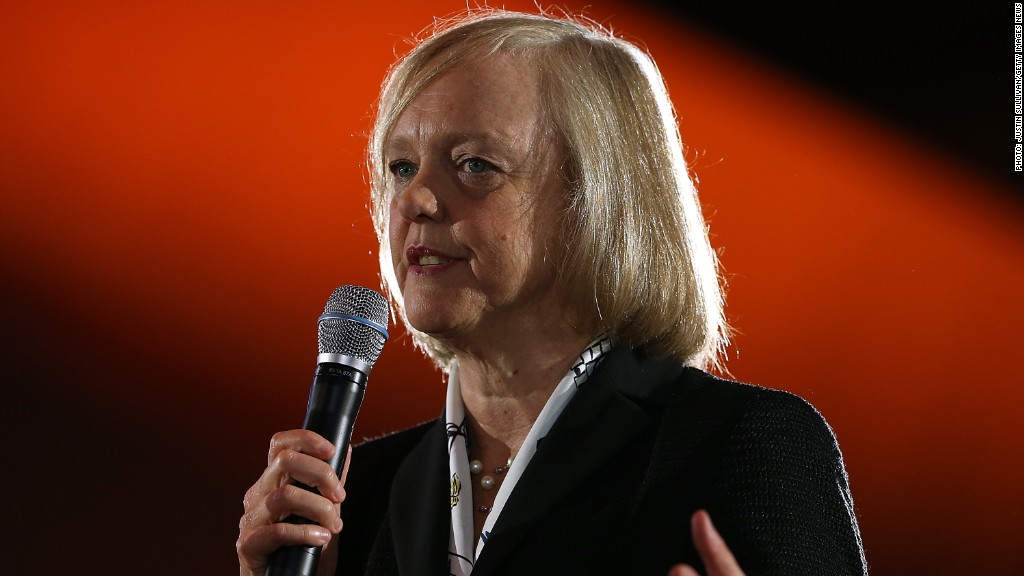 HP CEO: 'Yes' more layoffs are ahead