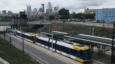 Connecting neighborhoods with light rail