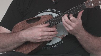 SF company makes guitars from plants