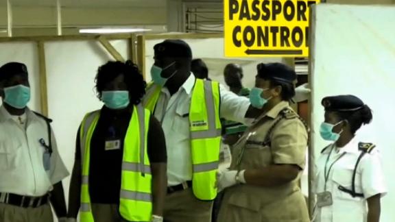 Ebola fears slam European travel stocks