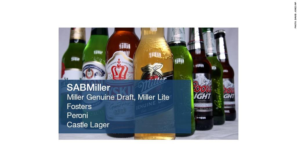 beer sab miller