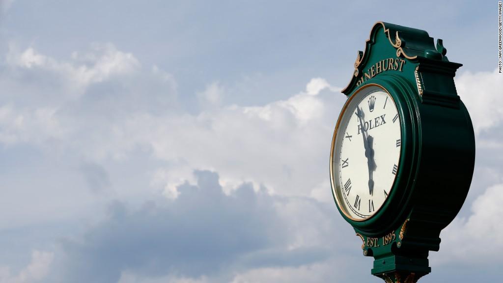 marketing timing clock