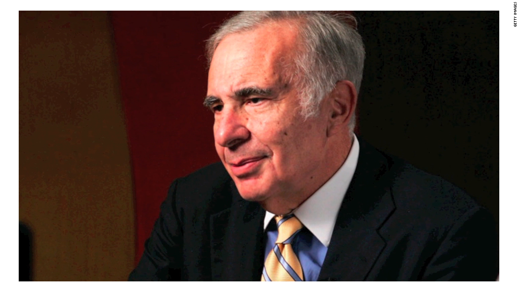What Carl Icahn will do with his Super PAC