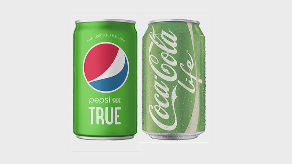 No Coke! Pepsi!