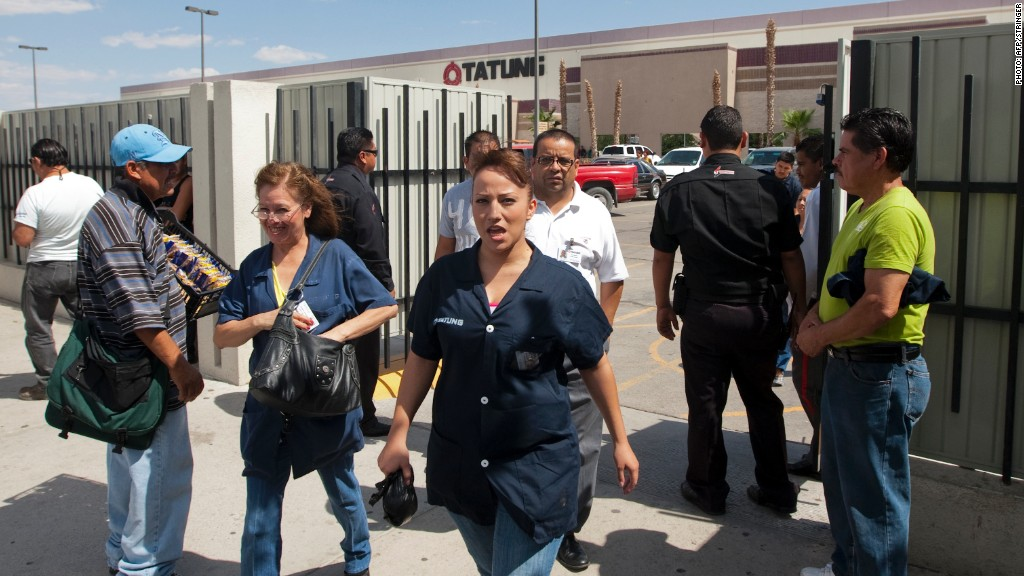 juarez workers