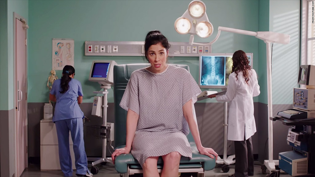 sarah silverman equal pay