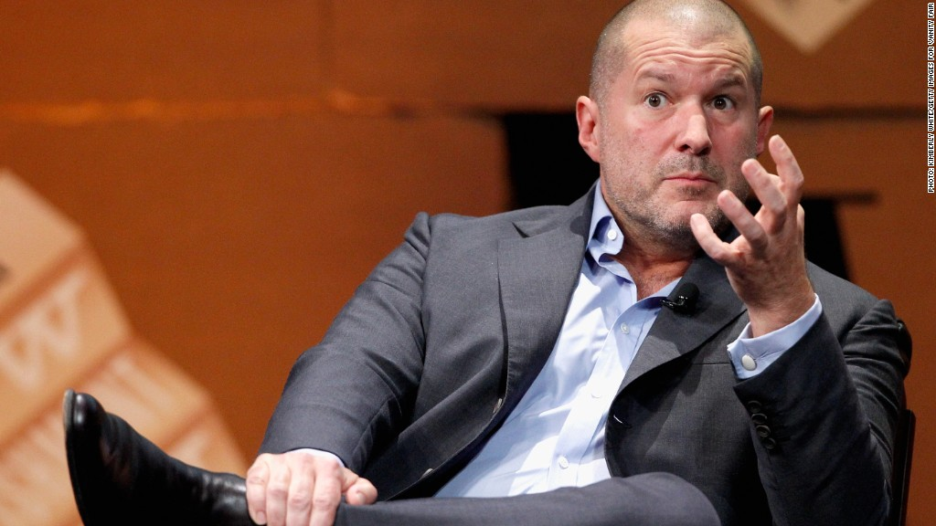 Jony Ive Apple