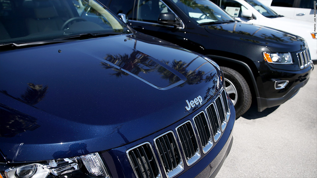 jeep cherokee recall