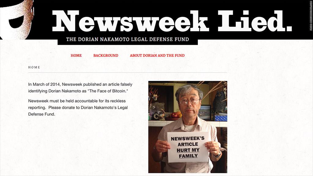 newsweek lied