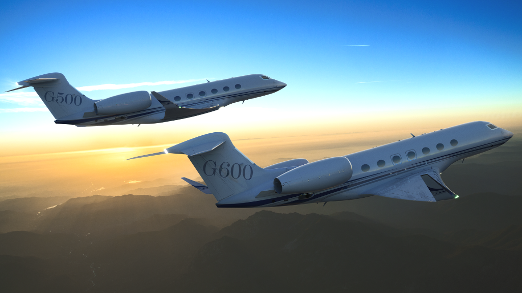 My super-secret jet is cooler than yours