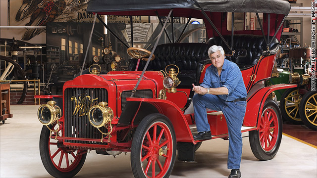 Jay Leno Revs Up A New Show For Cnbc