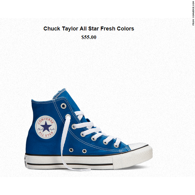 2595961726b9db The original Converse Chuck Taylor. Converse filed 31 lawsuits on Oct. 14  against retailers and companies it ...