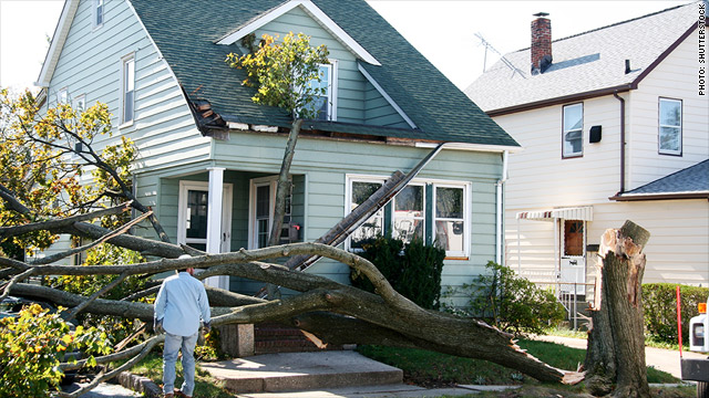 One property insurance claim can hike your premiums by hundreds