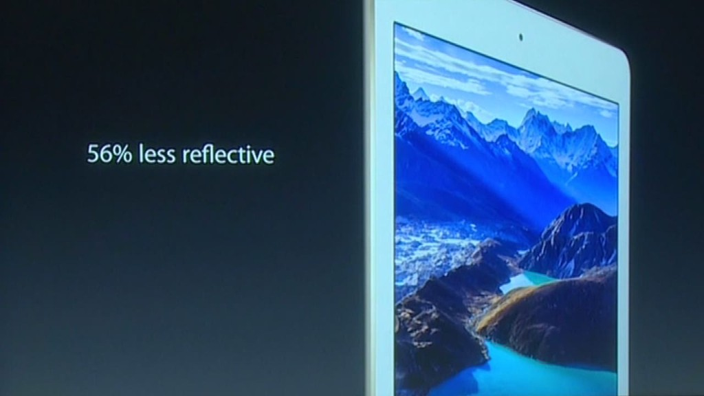 See Apple's new iPads in :60