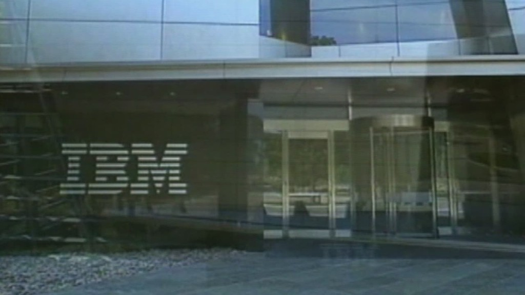 IBM getting out of the chip business