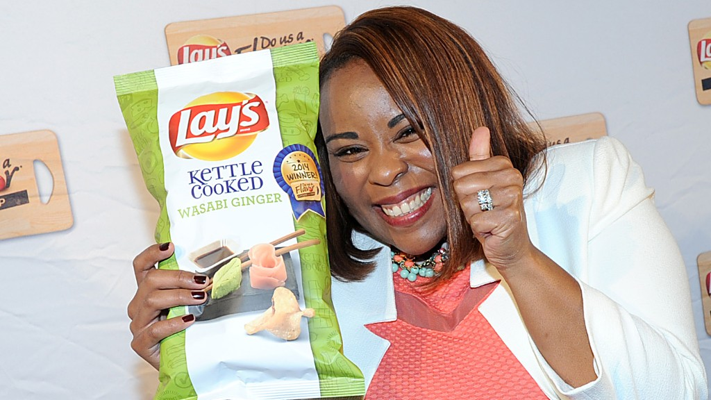 Lay's 2014 million dollar chip winner