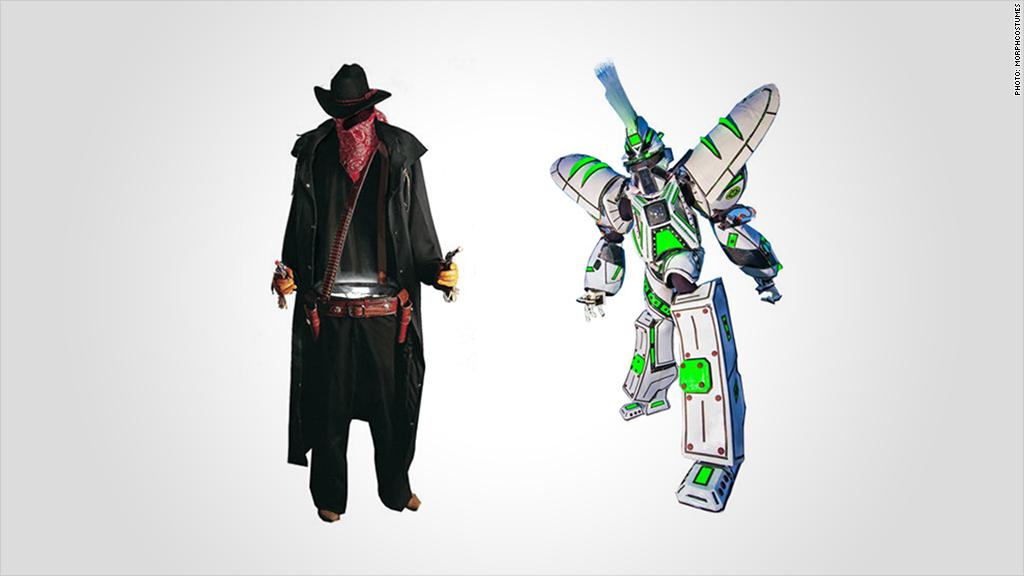 million dollar costumes 2