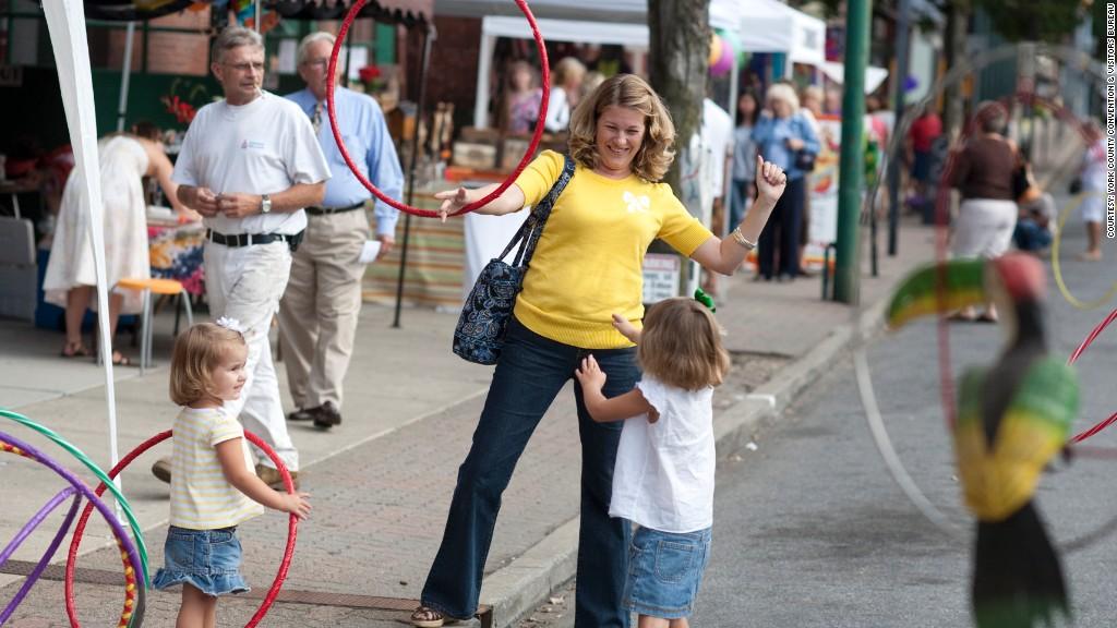 York PA fair
