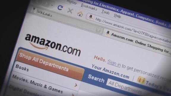 Bezos: The Grinch that stole Amazon's Xmas