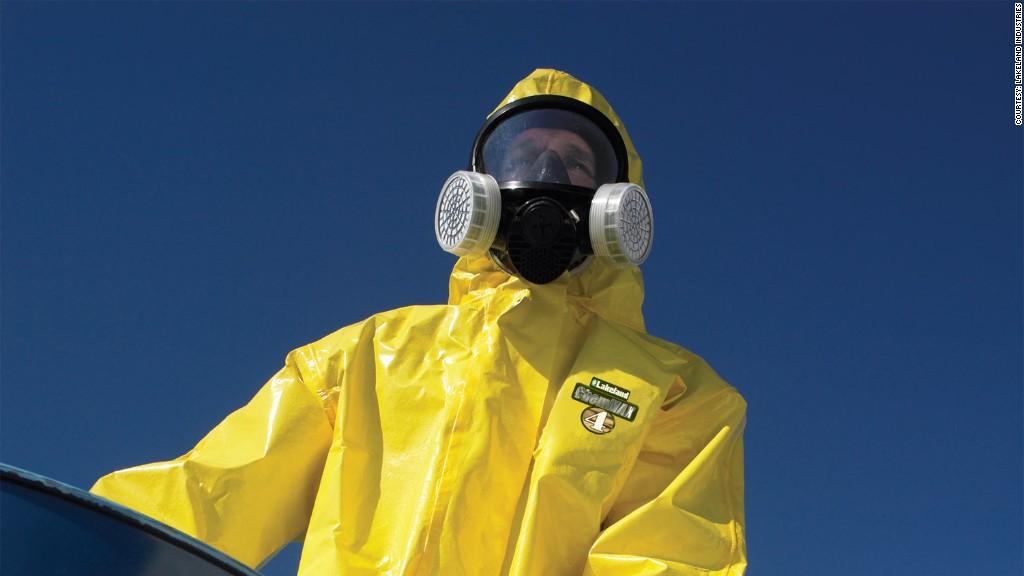lakeland hazmat ebola