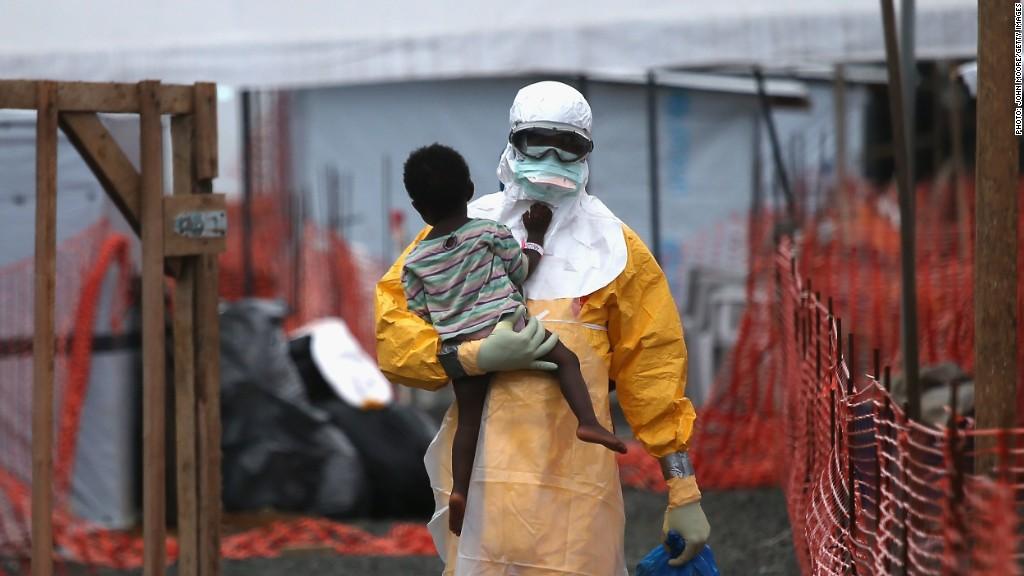 ebola IBM