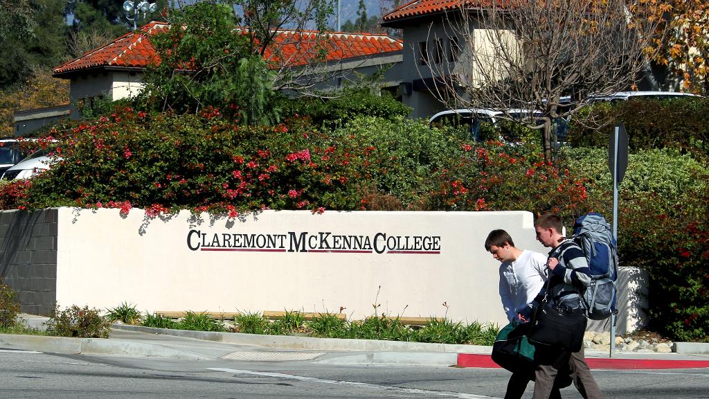 Claremont McKenna College: $62,215 - 10 most expensive