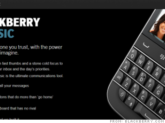 End of an era: BlackBerry will stop making its own phones
