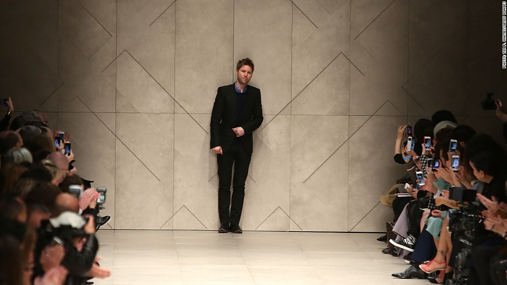 christopher bailey burberry gay