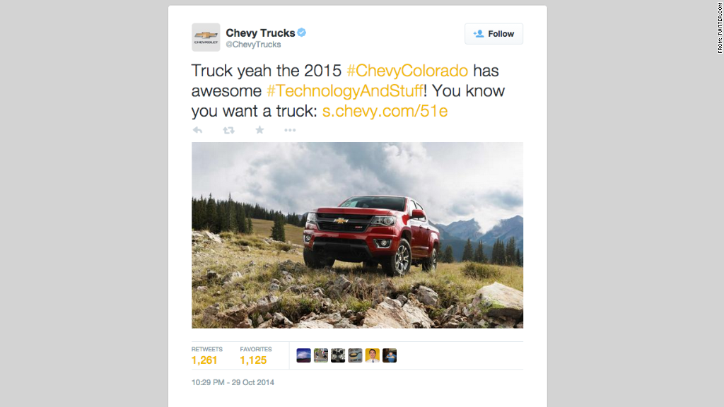 chevy colorado 2015