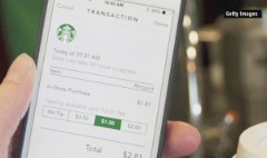 Starbucks wants to be your new wallet