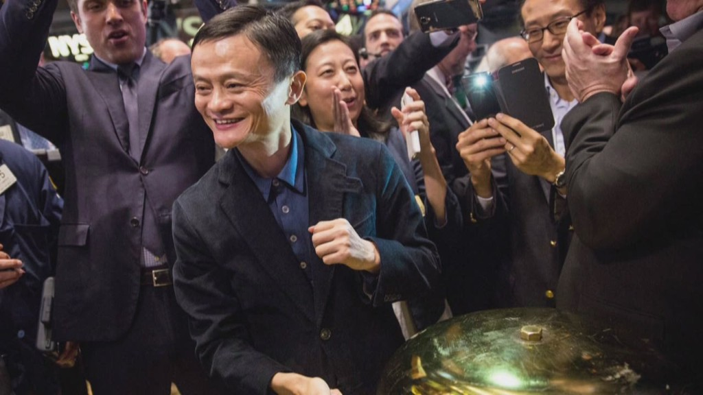 Alibaba shows little sign of slowing