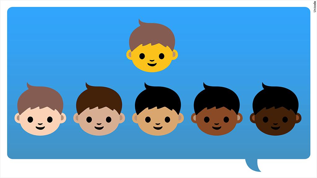 emoji race