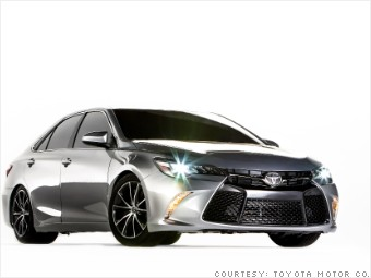 Toyota S 850 Horsepower Camry Is Insane