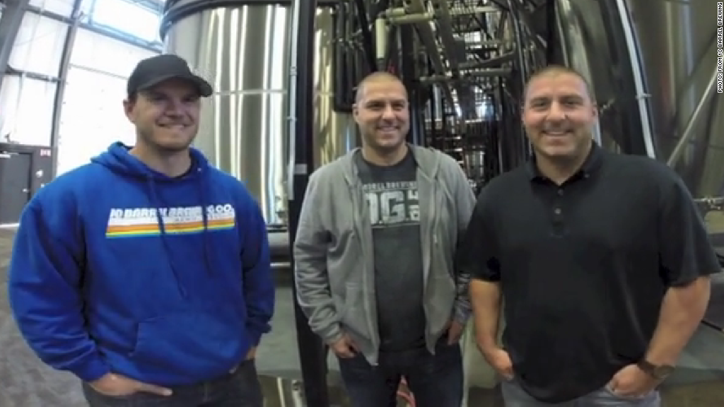 10 Barrel Brewing video just sold their craft brewery to Anheuser-Busch.