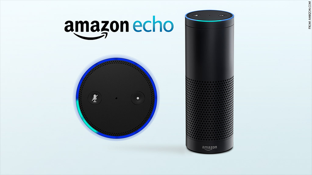 amazon 39 s quirky echo is siri in a speaker. Black Bedroom Furniture Sets. Home Design Ideas